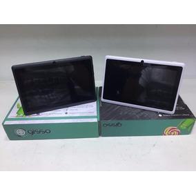 Tablet Gisso, 2mp, 8gb, 1gb Ram, Quad-core, Flash