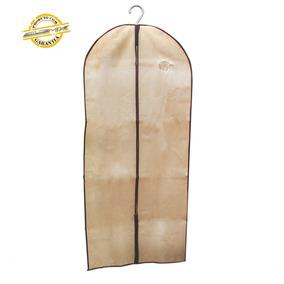 Capa Tnt Para Roupas Protetora Com Zíper 60x137cm