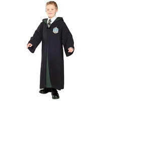 Harry Potter Y El Príncipe Deluxe Slytherin Robe Disfraces D