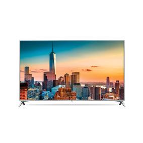 Tv Led Lg Ultrahd 49 Smart 4k Magic Control 2017 Gtia 1 Año