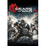 Gears Of War 4 Activacion Digital Pc