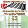 Perfil Metálico Telha Ondulada E Trapezoidal Solidworks 2016