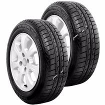 Kit 2 Pneu Bridgestone 175 65 R14 82s Seiberling 500