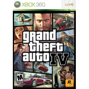 Gta - Grand Theft Auto Iv (x360)