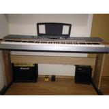 Piano Yamaha Dgx-630 Electrónico Tecla Pesada Nuevo