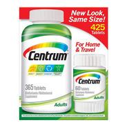 Centrum Multivitamínico 425 Tablets Original -envio Imediato