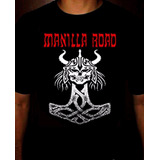Camiseta Manilla Road Vicking