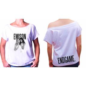 e5e457575deaa Camiseta Camisa Emison Pll Gola Canoa Fem Pretty Little Liar · R  36 90