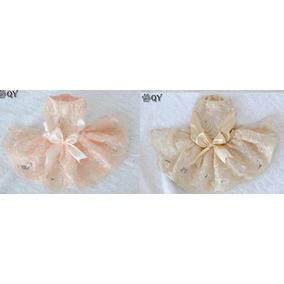 Vestido De Noiva Luxury (rosa, M)