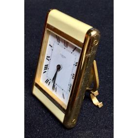 Reloj Cartier De Mesa (no Funcion)!