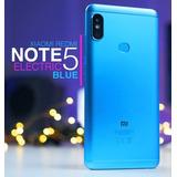 Redmi Note 5 Azul 3gb/32gb De Xiaomi Caja Sellada Arequipa