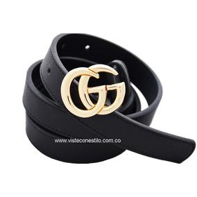 7ba697c8c Correas Gucci Mujer - Correas para Mujer en Mercado Libre Colombia