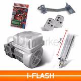 Motor Portão Basculante Super Rápido 1/3 I-flash 2m Peccinin