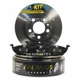 Kit Pastillas Y Discos Freno Fremax Fox Suran Golf 1.6 S/s