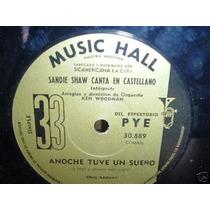 Sandie Shaw Canta En Castellano Titere Simple Argentino