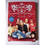 Rebelde Rbd La Familia Dvd 2008 Edición U.s.a. Nuevo Sellado