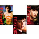 Smallville - Coleção Completa - C/ Capas - Dublado - Leia