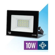 Reflector Led Exterior Lci 10w Proyector Alta Potencia