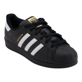 adidas Superstar Concha Negro Blanco Originales