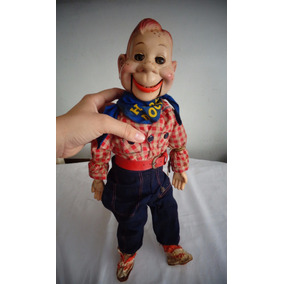 Howdy Doody Boneco Ventriloquo Anos 40 Vintage Original