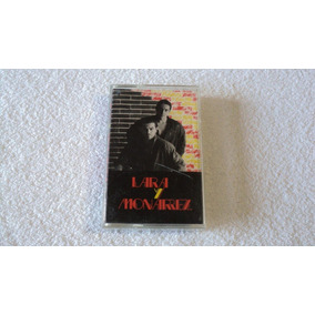 Lara Y Monarrez Cassette 1988 Warner Music