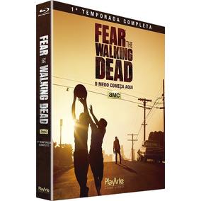 Blu-ray Fear The Walking Dead - Primeira Temporada (2 Bds)
