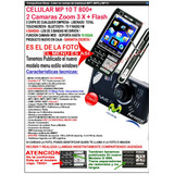 Celulares Sony Vaic T800