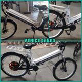 Bicicleta Elétrica Scooter Brasil Venice Bikes 2018 1000w
