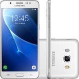 Samsung J510 Galaxy J5 Metal 16gb 4g 13mp Branco | Novo