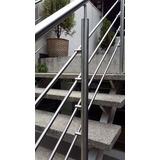Barandas Y Pasamanos En Acero Inoxidable Para Escaleras