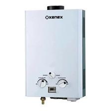 Calentador Instantaneo Gas Calefon 6 Lts Sensor   Xenex  