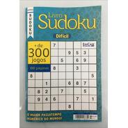 Sudoku Difícil - 100 Páginas Com Mais De 300 Jogos