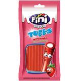 Fini Regaliz Tubos Sabor Frutilla X 450gr - Sugar
