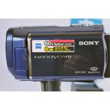 Cámara De Video Sony Handly. 60x Zoom. 8gb Memoria