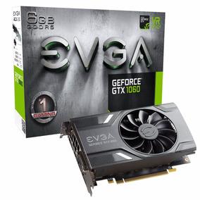 Tarjeta De Video Nvidia Gtx 1060 6gb Gddr5 Evga