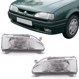 Par Do Farol Renault R19 Fase 2 1993 94 95 96 97 1998