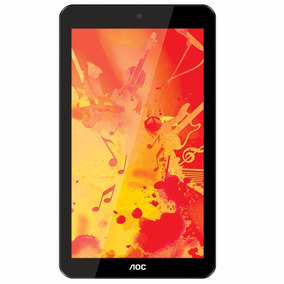 Tablet 7 Aoc Con Android 4 Nucleos Bluetooth Wi Fi