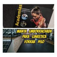 Carpete Piso Emborrachado Antiderrapante P/academia 2x1mts
