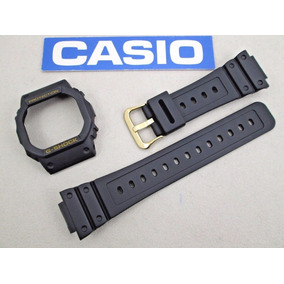 Kit Capa + Pulseira Casio Dw-5600eg-9v G-shock Dw-5600e