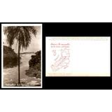 Postal Rapidos Junto A La Isla San Martin Cataratas