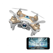 Micro Mini Drone C Camera Hd Ao Vivo Cheerson Fpv Wifi Cx10w