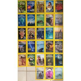 Lote 28 Revista National Geographic 1990-1999 Frete Gratis