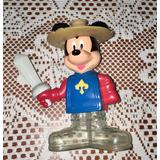 Mickey Mouse Disney Los 3 Mosqueteros Vaso Mcdonalds