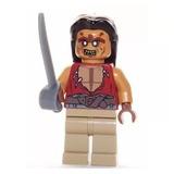 Lego Boneco Yeoman Zumbi Espada - Piratas Do Caribe Original