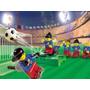 Lego Sports: Equipo De Fútbol De Las Mujeres (3 Envío Gratis