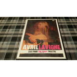 Avril Lavigne - Live The Roxy - Dvd Original