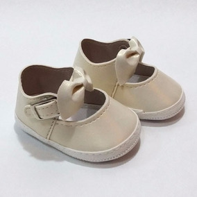 Zapato Para Bebé Gorditoo - Guillermina Para Bautismo