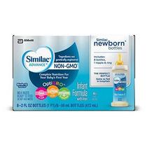 Similac Advance Newborn Infant Formula Con Hierro Etapa 1 Bo