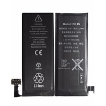 Bateria Apple Iphone 4s Gb/t18287-2000 1440 Mah 100%original