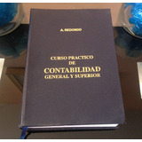 Curso Práctico De Contabilidad - Tomo I - A. Redondo